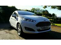 Ford fiesta 1.25 zetec, low milage with extended warrenty