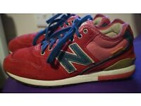 [Used] New Balance 996 UK7.5 US8 in Red
