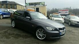 2008 57 BMW 320D 2.0 ES TOURING 6 SPEED MANUAL