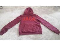 Jack Wills lady's hoodie (size 8)
