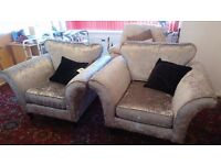 Etoile armchairs for sale