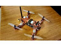 250 size FPV Mini-Quad (Drone)