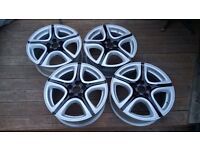 Alloy Wheels 16 inch 5x100 fitment