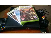 REDUCED! Xbox 360 Slim Console - Games - Controller etc.