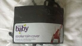***BRAND NEW NEVER BEEN USED STROLLER RAIN COVER***