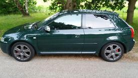 2002 Audi S3 Quattro 225 bhp Bam