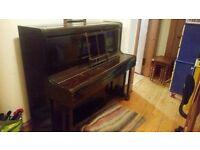 Metzler Upright Piano Used