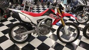 2016 Honda CRF250L Only! $33 Bi Weekly (Tax, Freight and PDI IN)