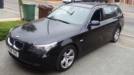 BMW 520D Touring Full Service history, one owner, Perfect Condition!