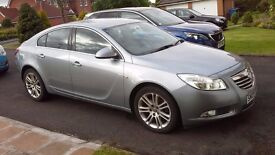 Vauxhall insignia for sale 2009 Diesel 2.0 CDTi 160