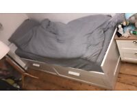 IKEA single - pulls out to double bed. Great condition - pickup only.