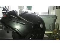 Motor bike helmet. Caberg