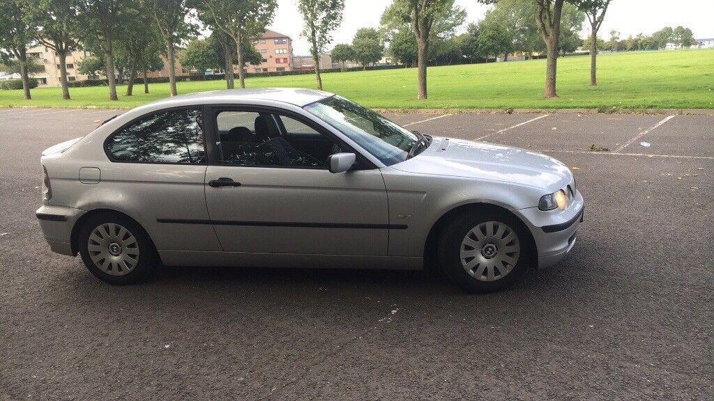 BMW COMPACT 316 ti 1.8 petrol