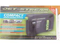 JET-STREAM compact high pressure electric air pump