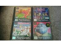 PlayStation 1, Ps1 games, Sony.