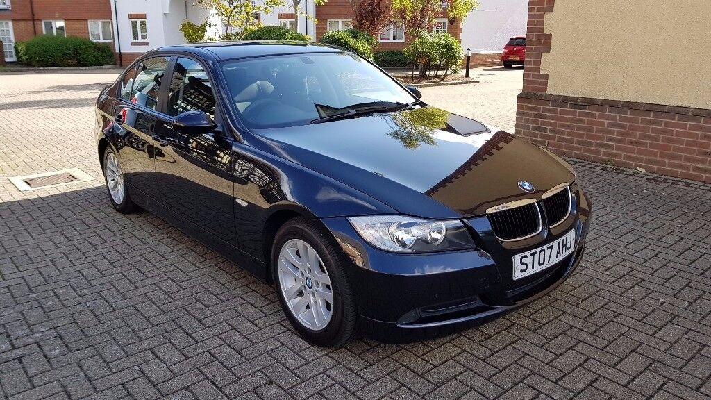 BMW 3 Series 2.0 318i SE 4dr Manual Full Service History No Faults