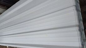 BOX PROFILE ROOFING SHEETS £1.00 PER FT