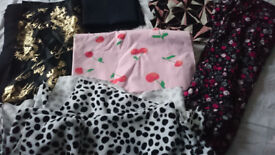 Bag of different fabric