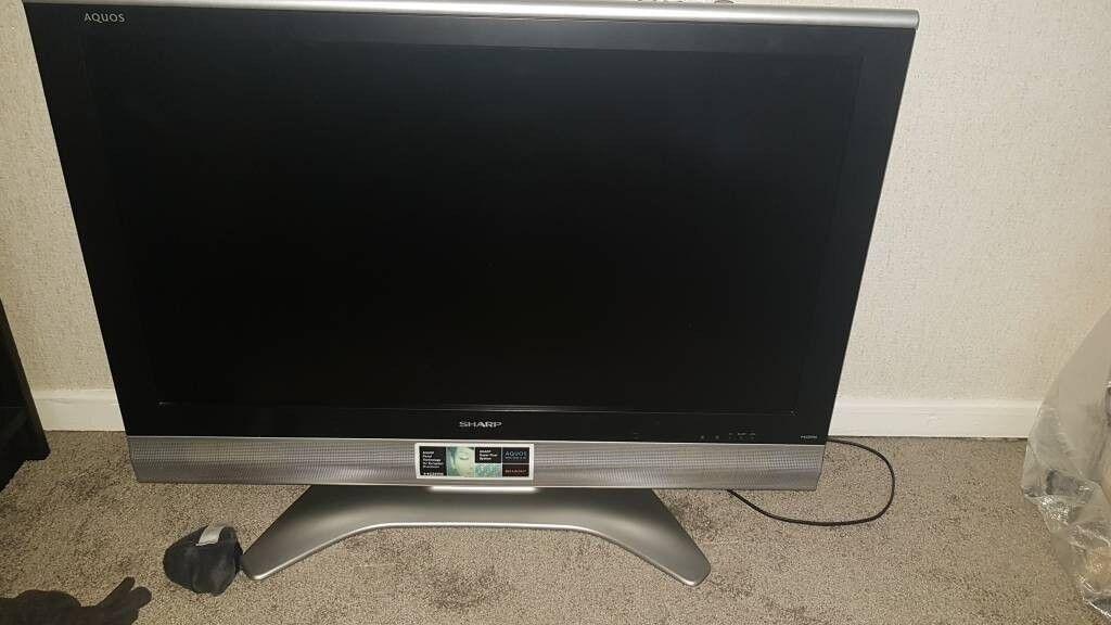 40 inch Sharp Aquos TV | in Stranmillis, Belfast | Gumtree