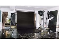 Film and Photography Studio Hire. Great Location. Big 900sq ft fully equipped. Near Brick Lane
