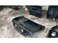 Jaguar x type boot lid