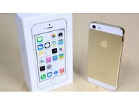 APPLE IPHONE 5S 16GB UNLOCKED BOXED GREAT CONDITION £130 OR NEAREST OFFERS