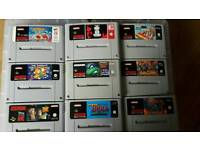 Part 3 massive super nintendo collection pal
