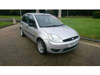 2005 FORD FIESTA 1.2 5 DOORS NEW CLUTCH FITTED FULL YEAR MOT