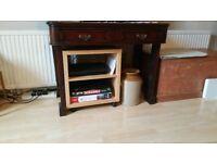 Mahogony sideboard/ console