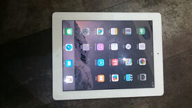Apple ipad 3 32gb wifi with shop warranty