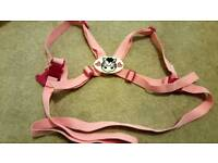 Baby/toddler/kids walking reins and safety harness