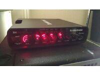 TC Electronic RH450 Bass Amp Amplifier Head