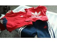 Adidas full tracksuit 3-6 months