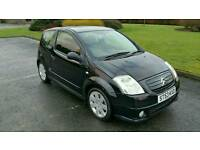 "CITROEN C2 1.6 VTR SENSODRIVE SEMI AUTO """"full years mot April 2018"