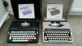 Vintage typewriters 2of boots make