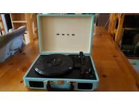 Bush Portable Record Player.