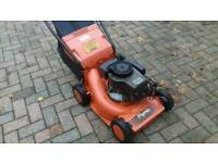 Flymo RL400 petrol lawnmower