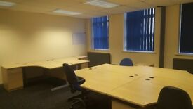 ***Small to large office space to let with low rental prices***