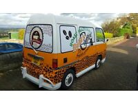 Mobile Coffee Van! VW Camper!