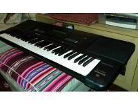 Technics KN1200 keyboard