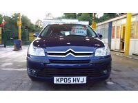 2005 CITROEN C4 SX 1.4 PETROL H/BACK 5 DOOR VERY GOOD CONDITION £1395 12 MONTHS MOT