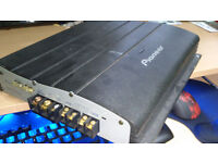 Pioneer GM-X952 Car Amplifier