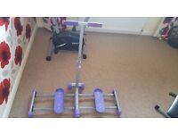 leg exercise mashine