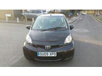 Toyota AYGO black category D