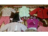 Toddler Girl Clothes Bundle