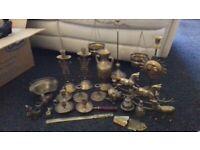 Vintage brass bundle