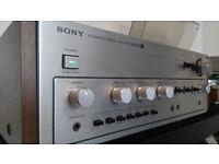 Wanted V-FET amplifiers Sony TA5650 TA4650 TA8650 TAN5550 TAN8550 TA-F7 TA-N7 Yamaha B1 B2