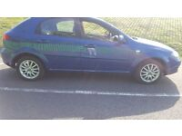 Chavrolet lacetti 1.6 petrol 2005