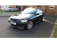FINANCE WARRANTY bmw 335d m sport twin turbo