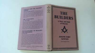 Good - The Builders - Joseph Fort Newton 1962-01-01 A good condition dust jacket